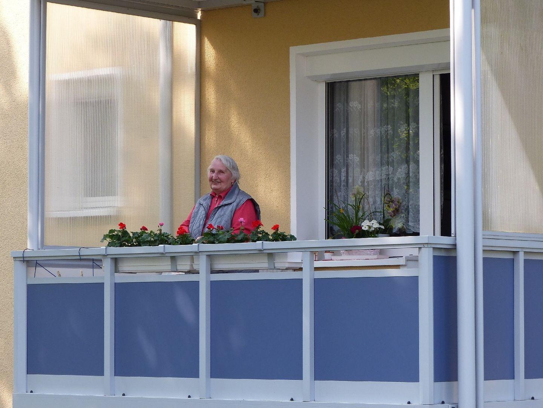 Blumenverkauf 2018 - Wohnungsgenossenschaft Großenhain
