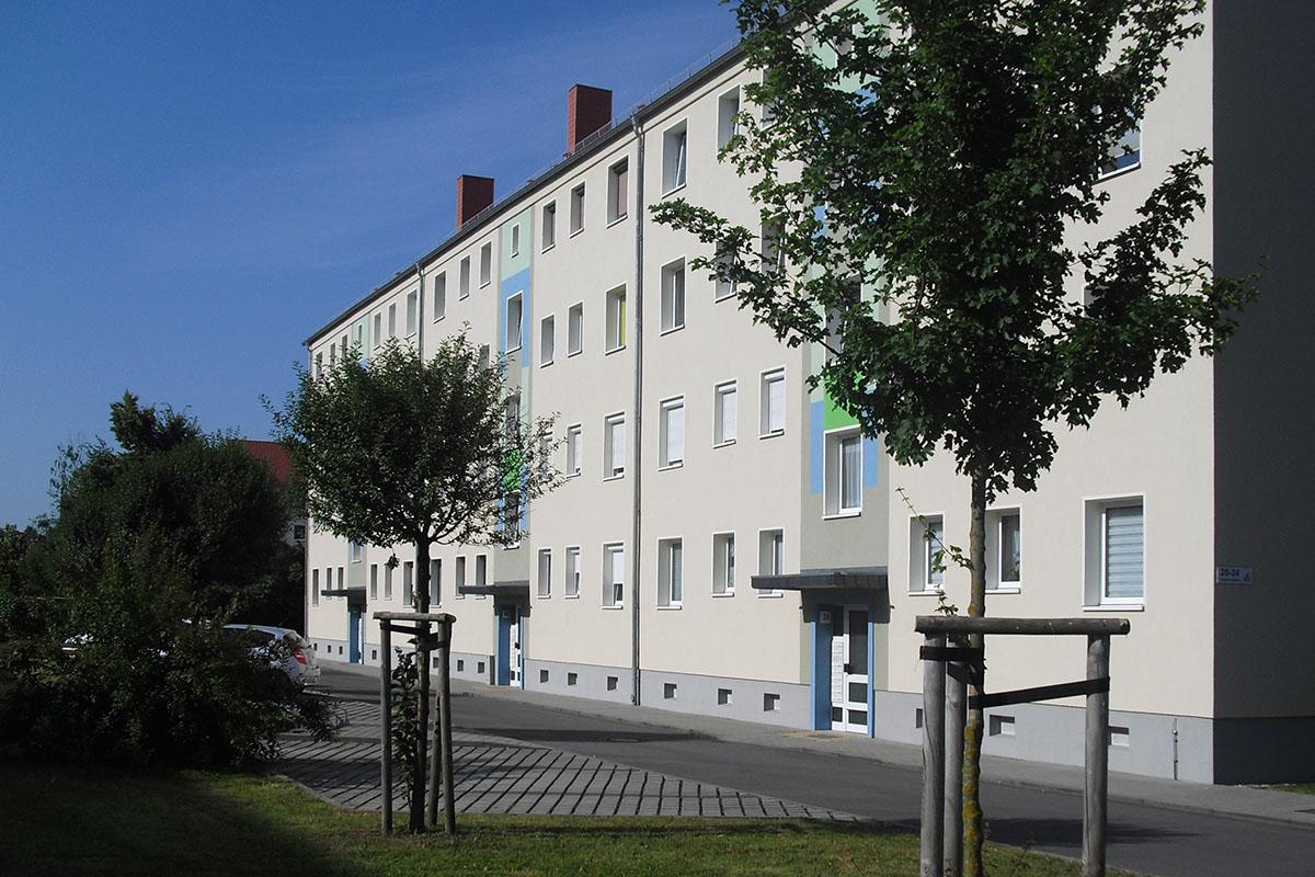 Wohnungen Gro Ef Bf Bdenhain